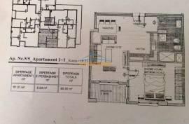 Apartament 1+1, rruga Bardhyl, Shitje, Tirana