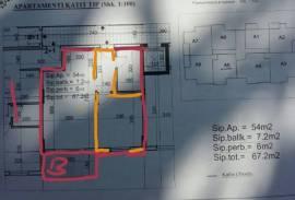 Per 750 euro m2,Super apartament 1+1, Shitje