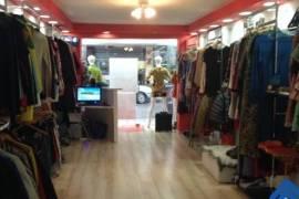 Dyqan ne bllok ne shitje, Tirana