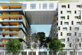 Shiten apartamente te Square 21 me 1000 eu/m2