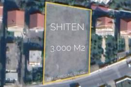 Shiten 3000m2 toke., Banimi