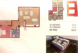 Në shitje apartamenti 1+1, tek Fresku!, Sale