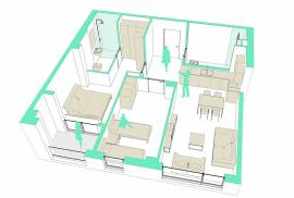 Apartament ne shitje, € 78.200, € 830