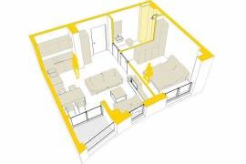 Apartament ne shitje, € 46.500,00, € 830,00