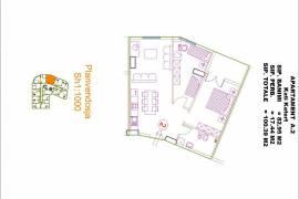 Shitet Apartament 2+1 ne Kune-Shengjin, Shitje, Lezha