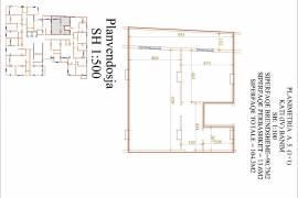 Shitet Apartament 1+1,Lezhe Rruga Shtraus, Shitje, Lezha