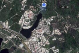Jeper toke per pallat me klerink:Liqeni i Thatë , Banimi