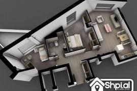 Shitet Apartament me orientim nga jugu, € 81.000,00