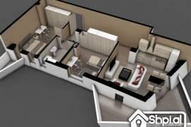 Apartament me ambjent te gjere & cmim te arsye, € 89.000,00