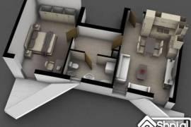 Apartament ne shitje, pozicionim i preferuar, € 59.000,00