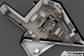 Apartament ne shitje,i duhuri per familje te vogel, € 79.000,00