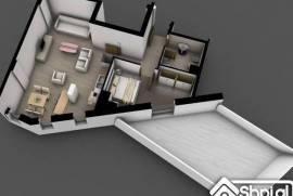 Apartament ne Shitje 1+1 me cmim te leverdisshem, € 75.000,00