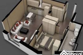 Apartament me ambjent te gjere & cmim te arsye, € 64.000,00