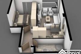 Ne shitje Apartament, ideal per nje cift te ri