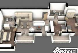 Apartament 3+1 per familje qe duan komoditet