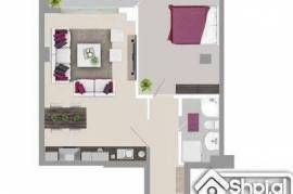 Shitet apartament me Hipoteke, € 720