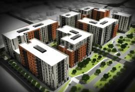 """Shiten Apartamente 2+1 Tek Kompl. """"Green City, Shitje, Tirana"""