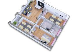 OKAZION ! Apartament 3+1 , 116 m2- 88.000 Euro , Shitje