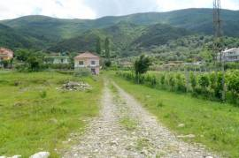 Toke ne shitje ne Berzhite, rruge kryesore, Tirana, Agrare