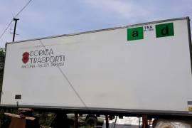Shitet frigorifer kamioni