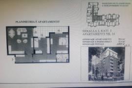 """Shitet apartament 2+1 te kompleksi  """"Simacom"""", Shitje"""
