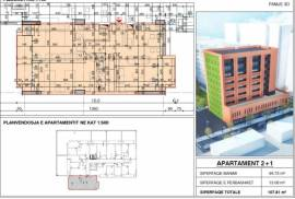 Shiten apartamente ne proces ndertimi tek Hipoteka, Shitje, Tirana