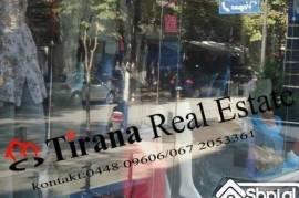 Tirane, jap me qira Dyqan ne Rr. Dritan Hoxha