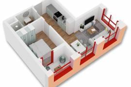 Okazion tek Ali Demi Apartament 53m2 - 39000 Euro, Shitje