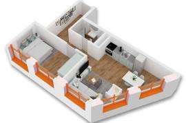 Okazion tek Ali Demi Apartament 57m2 - 42000 Euro, Shitje