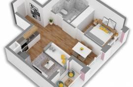 Okazion tek Ali Demi Apartament 60m2 - 45000 Euro, Shitje