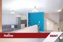 Duplex i ri totalisht i mobiluar, Qera
