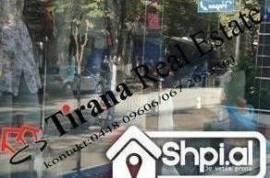 Tirane, Japim me qira dyqan ne Rr. Ibrahim Rrugova