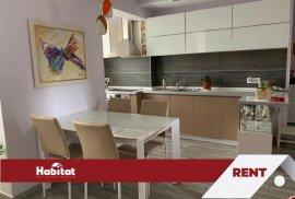 "Apartament 1+1 i mobiluar,  te ""Shkolla Kuqe&, Qera"