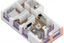 Apartament 2+1 57000 Euro tek Mangalem21 , Shitje