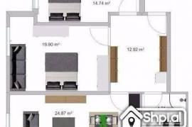 Shes ap. 2+1+A Kati 9, 90 m² 70.000 Euro