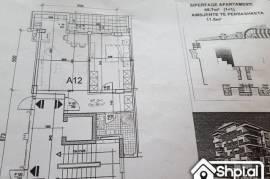 Shitet apartament 1+1 mbi Kristal Center, Shitje, Tirana