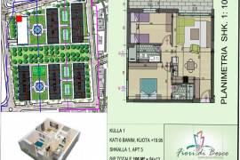 Apartamente te Fiori di Bosco , 900euro/m2