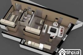 Shiten apartamente te perfunduara 8 min nga 21-shi, Tirana