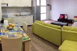 Apartament modern 1+1 totalisht i mobiluar, Qera