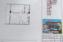 Shitet apartament 1+1, 70 m2, me hipoteke, 42.000 , Shitje