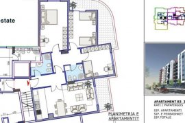 Shitet super shtepi 3+1+2, pas Casa Italia, 145 m2, Shitje