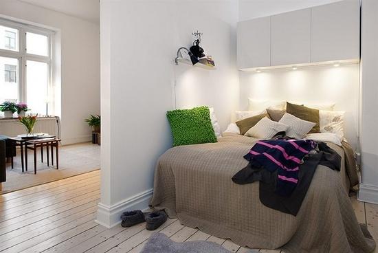 15 piccoli appartamenti arredati idee per i piccoli spazi for Idee seminterrato per piccoli scantinati